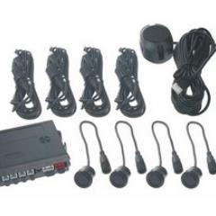 Parkovací systém 4 senzorový - akustická signalizacia
