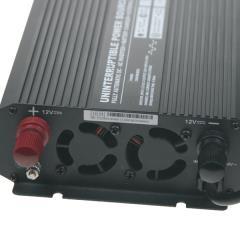 Menič napätia modofikovaná sínusoida 1200W 12/230V, UPS + aut. nabíjačka 10A