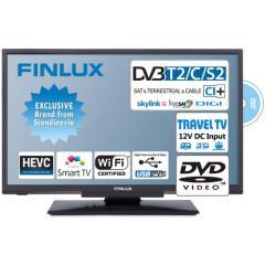 Finlux TV24FDM5660-T2 SAT DVD SMART WIFI 12V-