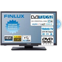 Finlux TV22FDMA4760 -T2 SAT DVD 12V-