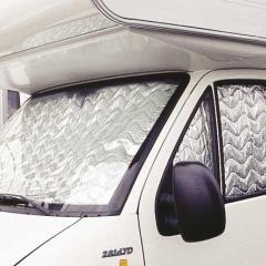 7-vrstvová tepelná rohož Isoflex - najlepšia ochrana proti teplu a chladu