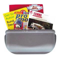 Plastová skladovacia nádoba (farba: sivá)