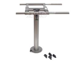 Jednoduchý stĺpikový zdvíhací stôl 717mm tuhý