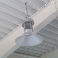 Závesné priemyslové LED svetlo s cylindrem 60W, 6000K
