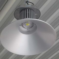 Závesné priemyslové LED svetlo s cylindrem 80W, 6000K