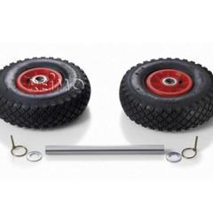Dvojité podperné koleso