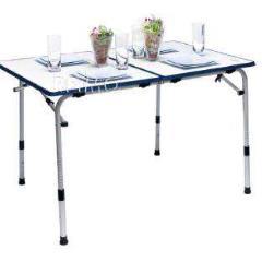 Campingový stôl Grenada L: 120xB: 80 cm