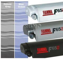 Strešná markíza Fiamma F65S 3,7m, farba Deluxe Grey