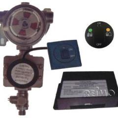 Multimatik CPU regulátor tlaku plynu pre dve fľaše