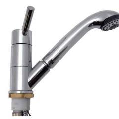 Péková zmiešavacia batéria - sprcha