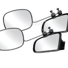 Prídavné spätné zrkadlá pre karavany