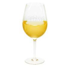 Sada pohárov na biele víno