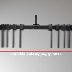 Tažné zariadenie pre Obytné autá 2T komplet aj s montážou