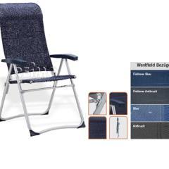 Kempingová stolička ZENITH Wesfield