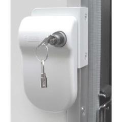 Doplnkový bezpečnostný zámok dverí 3ks v balení