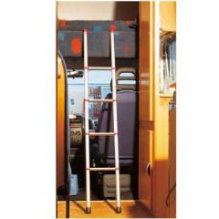 Vnútorný rebrík k posteli alkovne 1575 mm