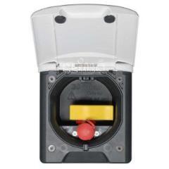 Plynová prípojka s magnetickým zaisťovaním 130x145mm