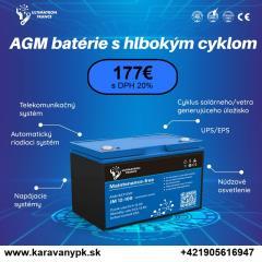 100AH AGM ULTIMATRON