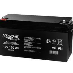 Gélová bateria Xtreme 150Ah