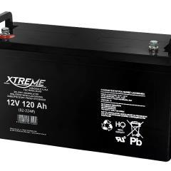 Gélová bateria Xtreme 120Ah