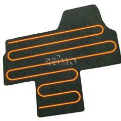 EL. vyhrievaný koberec kabíny Fiat DUCATO 06