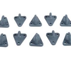 Háčik na uchytenie, trojuholníkový, 45 x 39 mm  10 KS