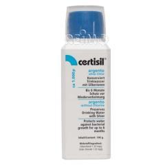 Certisil Argento CA10000P Sterilizácia vody, 100g
