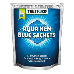 Aqua Kem Modré vrecká v zipsovom vrecku