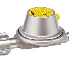 Regulátor plynu 8 mm s manometrom, plynová fľaša