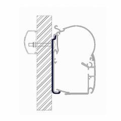 Štandardný adaptér pre lištu Prostor 400/500 5 m