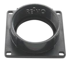 Plochý adaptér pre 3-gripové nádrže, 113,5x108,5mm