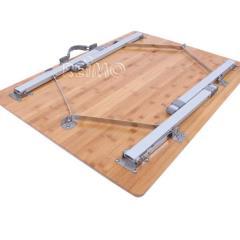 Bambusový stôl Catania Kemp stolný L: 80xB: 60cm