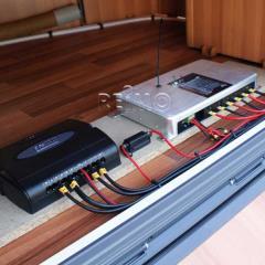 Automatická sada pre elektrické vyrovnanie prívesu ENDURO