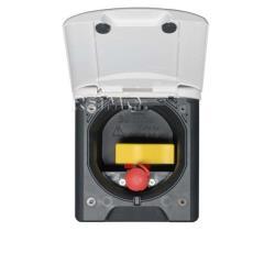 Plynová zásuvka 120x135 mm
