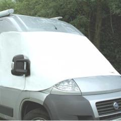 Vonkajší izolačný kryt pre predné a bočné okná