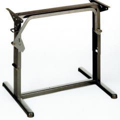 Zdvíhací rám stola, kov - dĺžka: 75 cm